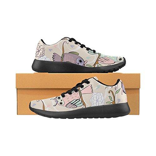 Scarpa Da Jogging Leggera Da Donna Running Jogging Leggera Easy Go Walking Comfort Sportivo Scarpe Da Ginnastica Multi 6
