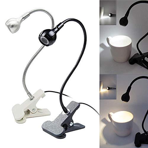 Amazon.com: Lámpara de escritorio LED con puerto de carga ...