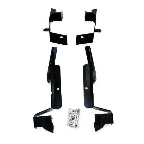 TeraFlex 1957000 JK Long Flex Arm Bracket Kit for Adjustable Flex Arms, 1 Pack (Long Teraflex Arm)