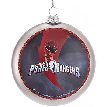 Amazon.com: 2003 Hallmark Ornament Red Power Ranger Ninja ...