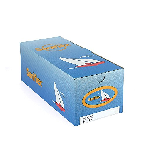 SANIFLEX 5.1 - Sandalias de dedo Unisex adulto turquesa