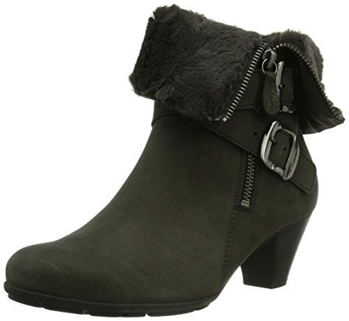 Gabor Shoes Gabor - Botas Mujer Mehrfarbig (anthrazit/zinn)