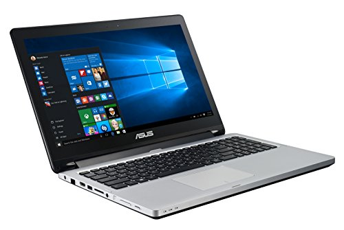 Asus Flip 15.6-Inch 2-in-1 Touchscreen Convertible Laptop Tablet (Intel Core i7-5500U 4M Cache, up to 3GHz, 8GB DDR3, 1TB HDD, Bluetooth, HDMI, Windows 10 Home)