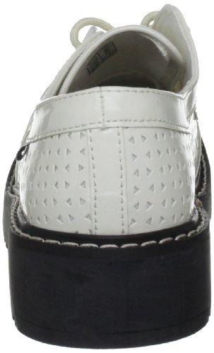 Rocket Dog Broganlq, Chaussures basses femme Blanc (Jbx)