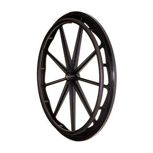 Silver Streak Part - Flat Free Rear Wheel for Wheelchair for 16