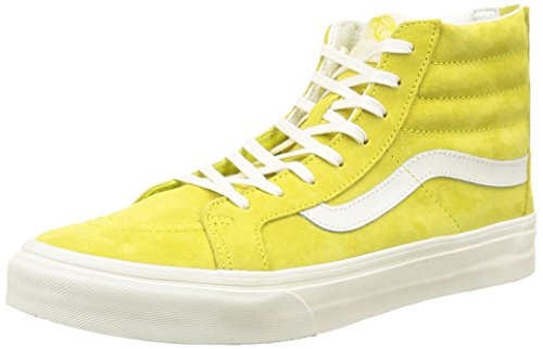Baskets Vans sunshine Basses Mixte Adulte Sk8 Jaune hi scotchgard RTaqwSg