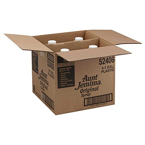 Aunt Jemima Syrup Regular, 1 Gallon -- 4 Case by Aunt Jemima (Image #3)