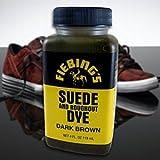 4 Oz. Fiebings Suede Dye - Dark Brown