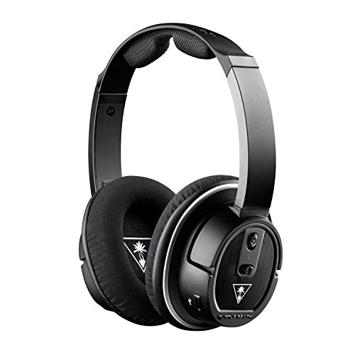 Turtle Beach TBS-3150-01 Ear Force Stealth 350VR Wired Gaming Headset for PlayStation VR and 4 Black