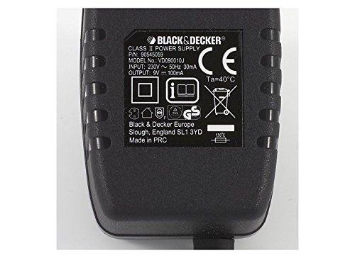 Black & Decker Cargador Cargador bdsc36 GSL200 gsl300 kc36 ...