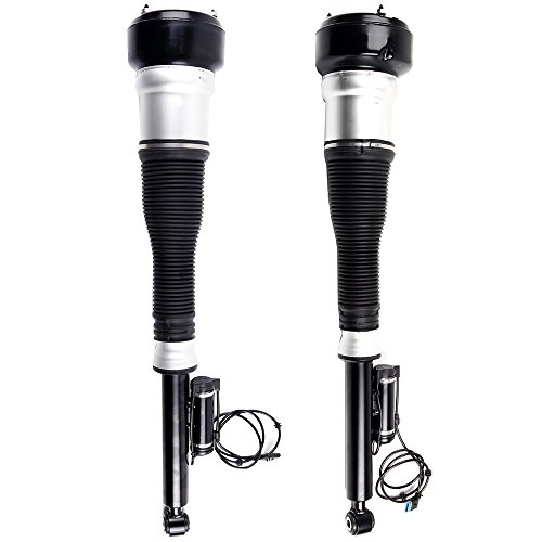 2014 Mercedes Cl500 - Air Suspensions Struts Spring Bags Replacement Strut Shock Absorber Airmatic Kits ECCPP fit for 2007-2013 Mercedes-Benz CL500, 2007-2014 Mercedes-Benz CL550, 2007-2014 Mercedes CL600, Rear Qty(2)
