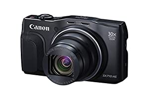Canon PowerShot SX710 Digital Camera from CANU9