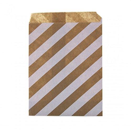 Dress My Cupcake 24 Pack Striped