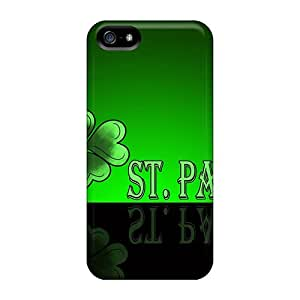 New Tpu Cover Case, Anti-scratch Phone Case For Iphone 5/5s, Custom Design