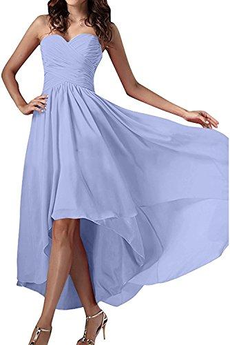 Ivydressing - Vestido - trapecio - para mujer Lavanda