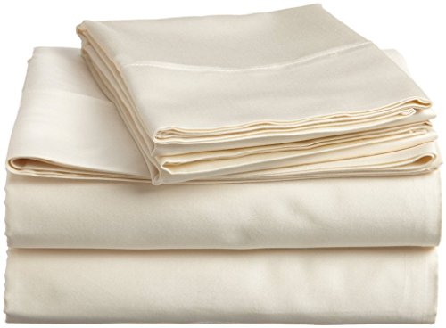 Unique Hotel Collection -- Solid Ivory 500 Thread Count Ultra-Soft (Solid Bath Collection)