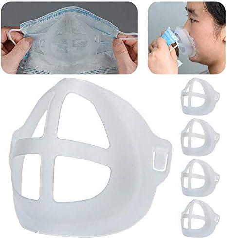 3D Siliconen Maskerhouders MakeUp Beschermen Beschermende Lippenstifthouder Ademruimte Verbeteren En Een Soepele Ademhaling Bevorderen 5