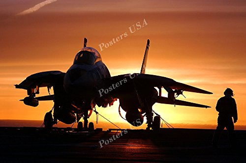 (Posters USA - Tom Cruise Top Gun Movie Poster GLOSSY FINISH - FIL177 (24