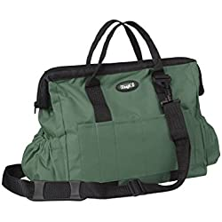 Tough-1 600 Denier Poly Grooming Tote Hunter Green