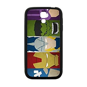 DAZHAHUI The Avengers Cell Phone Case for Samsung Galaxy S4