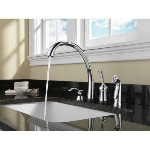 Delta Faucet RP50781SP Gala, Soap/Lotion Dispenser Spot Shield, Stainless by DELTA FAUCET (Image #3)