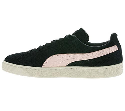 Puma Suede Valentine His and Hers chaussures 6,5 black/birch