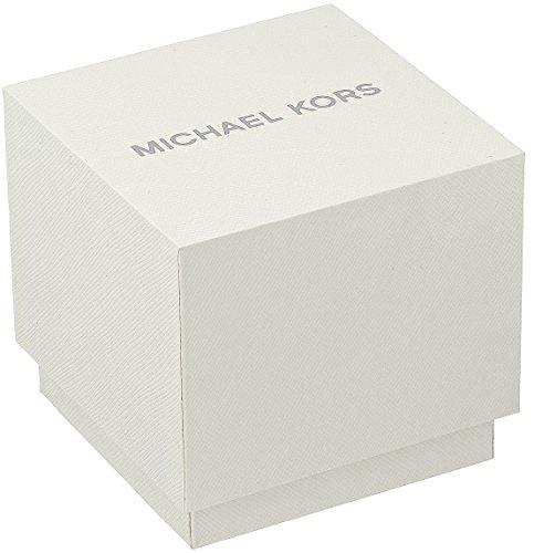 Michael Kors Damen Analog Quarz Uhr mit Edelstahl Armband MK3709 3