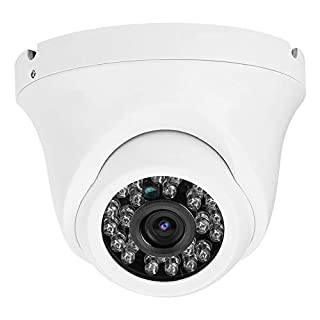 Security Camera, 4 In 1 720P/1080P/4MP/5MP IP66 Indoor/outdoor Waterproof HD Infrared Night Vision 24-hour Surveillance Camera(1080P)