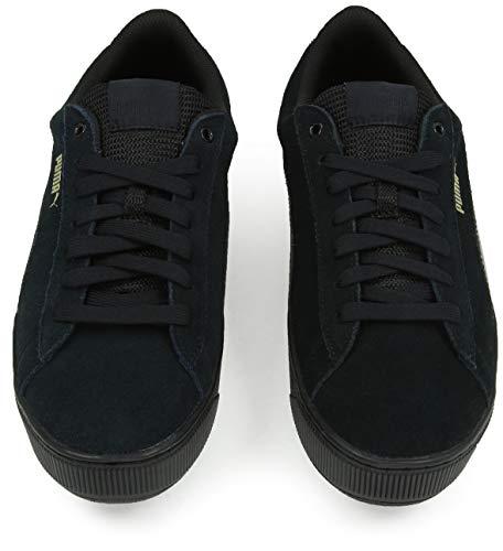 Platform black Negro Mujer Para Zapatillas Puma black Vikky qCZn1