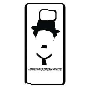 Classical Charlie Chaplin Phone Case For Samsung Galaxy Note 5 Novel Charlie Chaplin