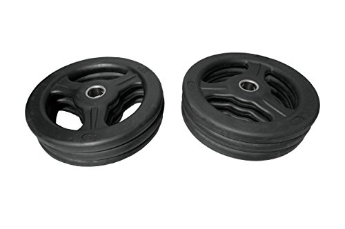 Torque Fitness 270 lb Traction Kit for Sled Tank, Black by Torque Fitness