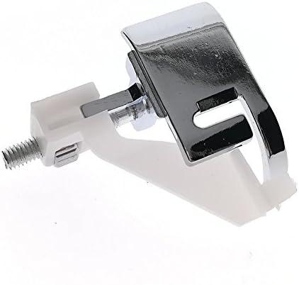 Machine à coudre snap on over edge pied presseur fonctionne sur singer quantum XL100