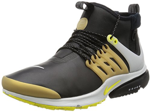 Nike Air Presto Utility Mid Men's Shoes Black zuLCJJ