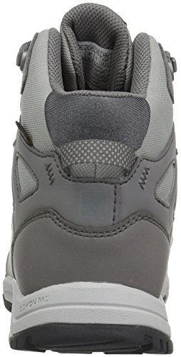Jack Wolfskin Womens/Ladies Activate Texapore Mid Waterproof Boots Tarmac Grey