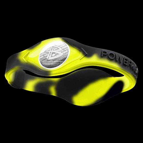 Power Balance Performance Wrist Band( COLOR: Yellow/Black, SIZE:Xs, LENGTH:N/A, HAND:N/A )
