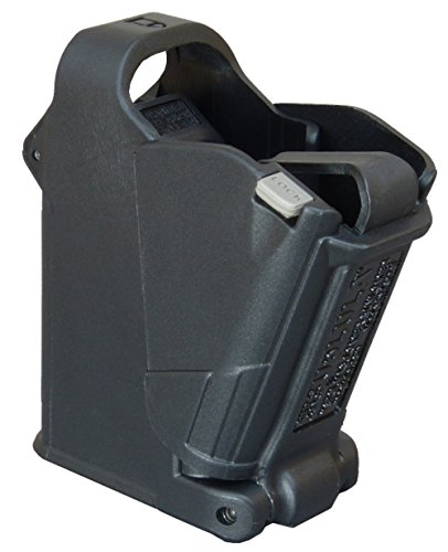 Up-LULA Beretta Speed Mag Loader - 9 mm to 45 ACP Maglula Uplula HandGun Speed Magazine Loader. Loads all* 9mm Luger, 10mm, .357 Sig, 10mm, .40, and .45ACP cal berretta