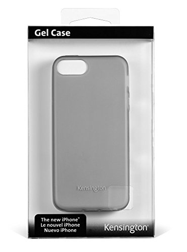 Kensington K39658WW Gel Case für Apple iPhone 5 schwarz