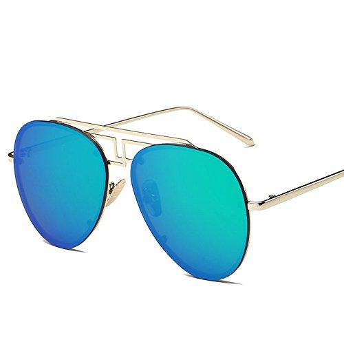 Sol Green Hombres Sol De De Regalo Gafas Sol Película Valentín Femenino D De Gafas Gafas Color Para Silver Conducen Día Oro Decoración D De Que Gafas San LLZTYJ q7F0Cw