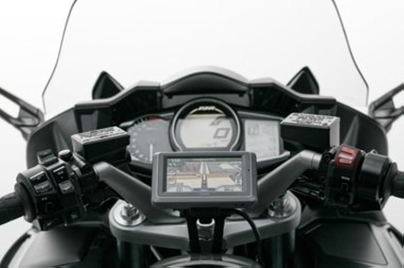 これらパイプガラガラRWC(アールダブルシー) バイク用ポータブルナビゲーション RM-XR500MC