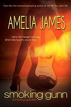 Smoking Gunn - A Short Story by [James, Amelia]