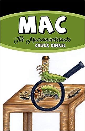 Mac: The Macroinvertebrate: Amazon.es: Dinkel, Chuck, Lawson, Erika: Libros en idiomas extranjeros
