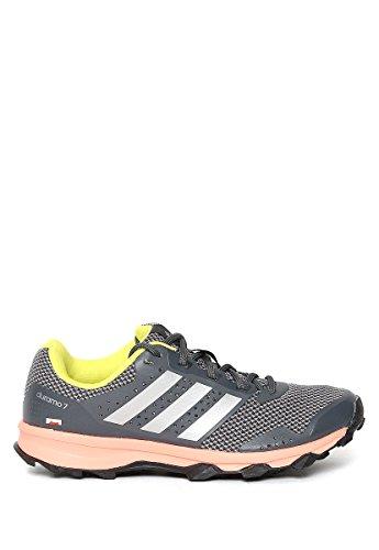 Adidas Duramo 7 Trail W Tenis para Mujer Gris Talla 23.5