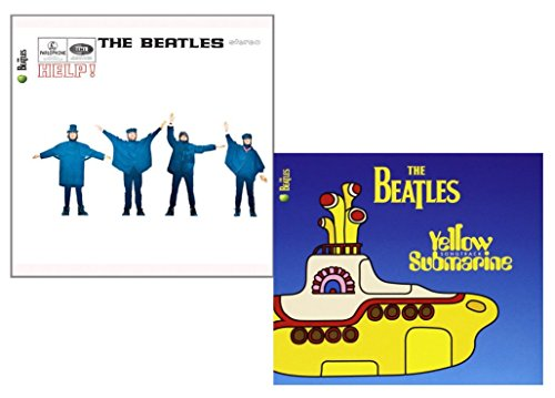Price comparison product image Help - Yellow Submarine - The Beatles 2 CD Album Bundling