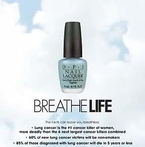OPI Breathe Life Nail Lacquer