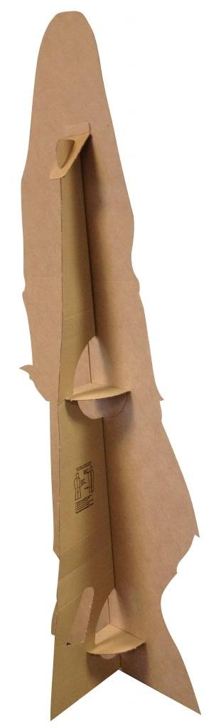 The Rock - WWE - Advanced Graphics Life Size Cardboard Standup by Advanced Graphics (Image #4)