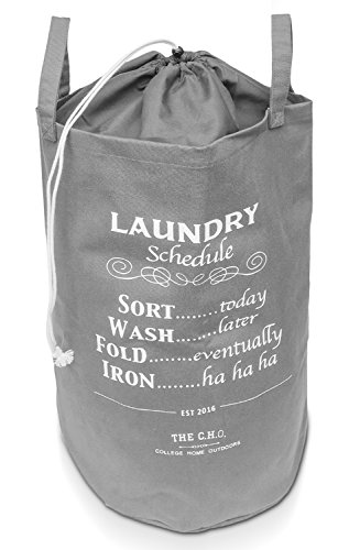 Canvas Laundry Bags For College - 8
