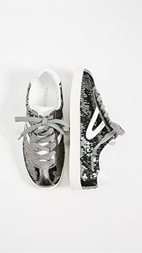 Women's Tretorn Camden5 Camden5 Tretorn Sneaker Sneaker Silver Women's Tretorn Women's Sneaker Silver Camden5 Silver qFYEF0