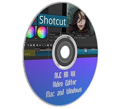 Amazon com: Video Editor Software NLE HD 4K Mac & Windows PC