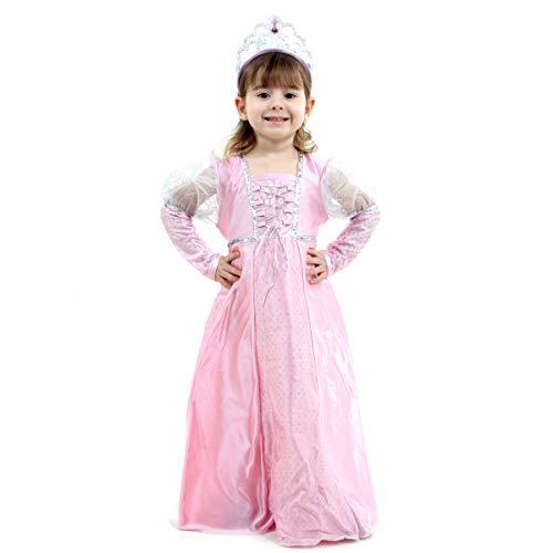 Princesinha Infantil 23651 M Sulamericana Fantasias