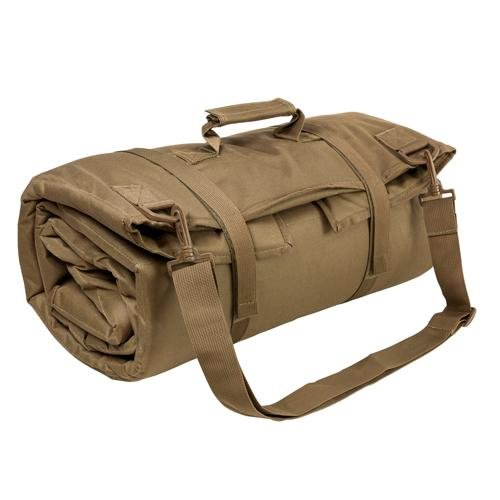 VISM by NcStar CVSHMR2957T Roll Up Shooting Mat, Tan